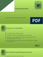 Data Model Standardization