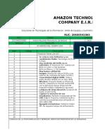 Plantilla de Excel Para Cotizacion