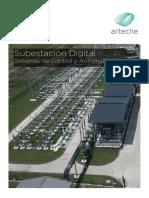 ARTECHE CT Sistema Automatizacion Subestaciones