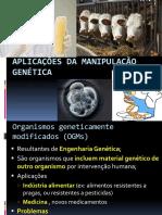 OGM e Clonagem