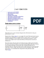 Chapter 10 Polyphase AC Circuits