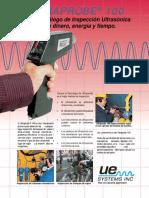 Detector Ultrasónico Up100-Sp