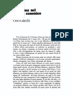 Orio Giacchi La Norma Canonica