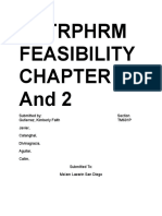 Entrep Feasib Chapter 1 and 2 (2)