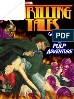 Thrilling Tales - Gamemaster's Guide to Pulp Adventure