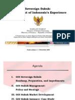 Indonesia - Dahlan Siamat