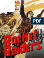 Thrilling Tales - Rocket Raiders
