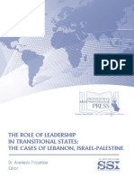 The Role of Leadership in Transitional States