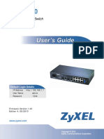 MES-2110 - Userguide