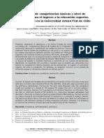 Evaluacion Competencias Basicas y Autoestima