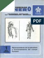 Socorredor Minero 1 - Reconocimiento Del Cuerpo Humano