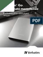 Store n Go User Guide HUNGARIAN
