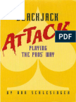 Blackjack Attack - Playing the Pros' Way