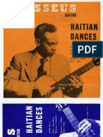 Haitian Suite Cover Page