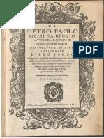 IMSLP263712 PMLP427443 Melli Libro Terzo