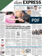Indian Express 05 January 2016