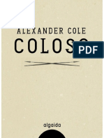 Coloso - Alexander Cole