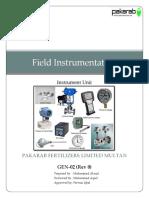 269249034 Field Instrumentation