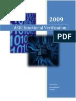 Functial Verification Tutorials