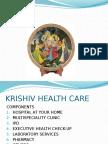 Krishiv Health Care- Services