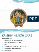 Krishiv Health Care- Services
