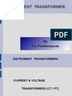 Instrument Transformer Rev1