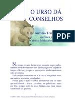 22_01_O Urso Dá Conselhos