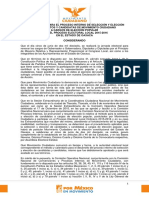 Convocatoria Oaxaca 2015-2016
