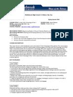 phs avtf1 syllabus201516