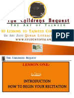 The Childrens Bequest 2010