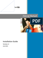 IVend Installation Manual