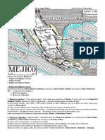 México Generalidades, Conquista, Mapa Físico y Económico