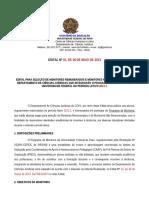 Edital de Monitoria 2013-1-Dcj