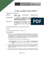 Perito Procedimiento AdministrativPERITO PROCEDIMIENTO ADMINISTRATIVO SANCIONADORo Sancionador