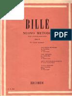 Bille - Nuovo Metodo - Vol.4