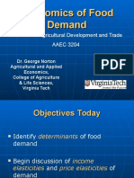 3204 3 Food Demand