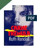 Carne Tremula - Ruth Rendell