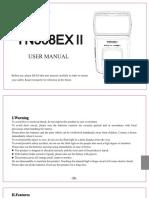Yongnuo YN568 EX II - Manual