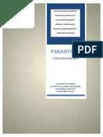 Historia natural Parasitosis