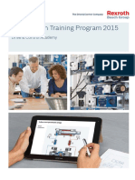 Training Program 2015