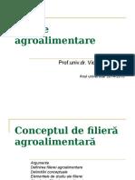 Filiere Agroalimentare_capitolele 1-3 cursuri