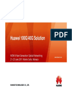 IIR_WDM_Forum_2011-Huawei_100G40G_Solution_0619 (2