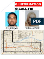 FBI Wanted Posters