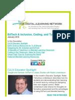 DJLN January 2016 Newsletter