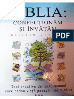 Biblia - Confectionam Si Invatam