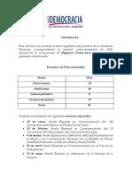 Barómetro Legislativo Anual 2015
