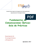 Fundamentos de comunicaciones opticas