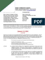 01.12.16 PC FINAL Agenda Packet