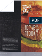 No Time Too Cook Guide