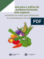 5 Chaves Cultivo Frutos Vegetais OMS Manual